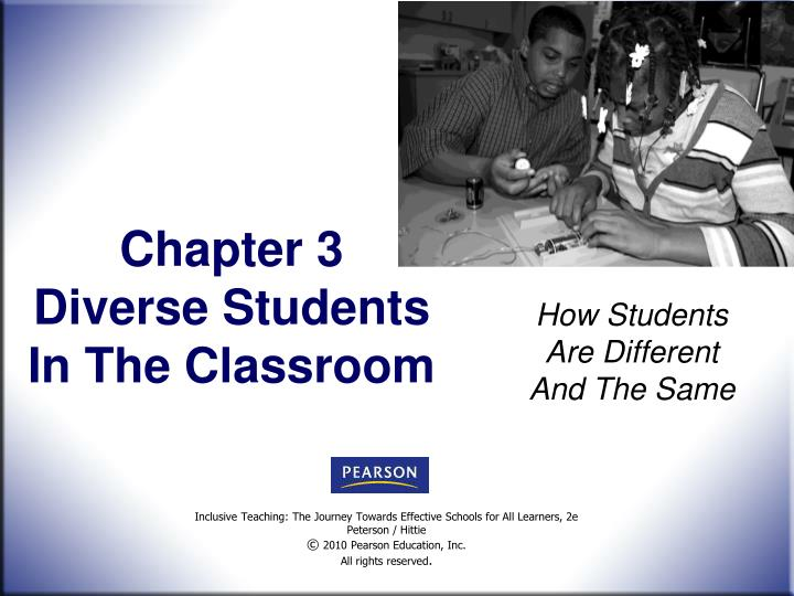 how students are different and the same