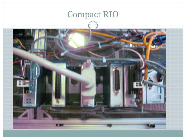 Compact RIO