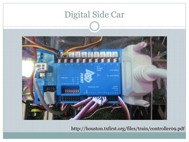 Digital Side Car