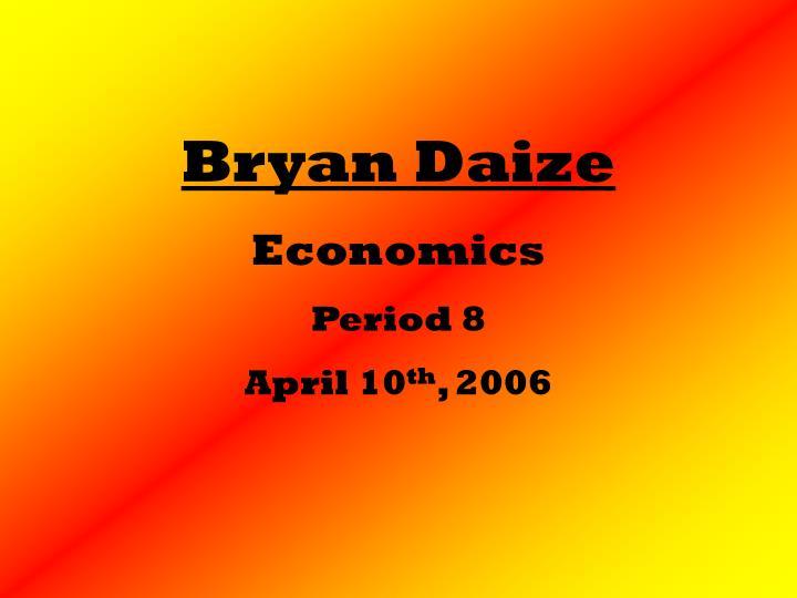 Bryan Daize