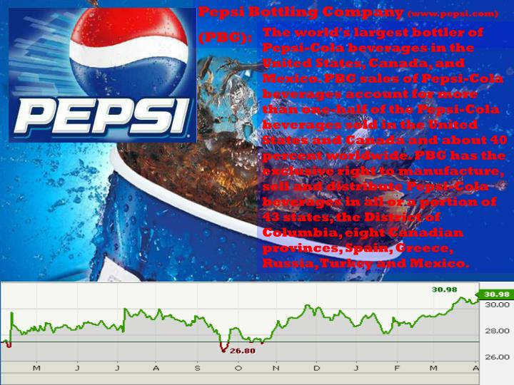 Pepsi Bottling Company