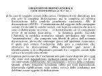 i requisiti di ordine generale cause ostative penali art 38 1 lett c12
