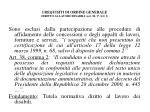 i requisiti di ordine generale diritto al lavoro disabili art 38 1 lett l