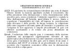 i requisiti di ordine generale false dichiarazioni art 38 1 lett h4