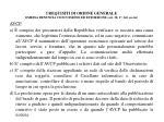 i requisiti di ordine generale omessa denuncia concussione ed estorsione art 38 1 lett m ter3