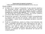 i requisiti di ordine generale omessa denuncia concussione ed estorsione art 38 1 lett m ter4