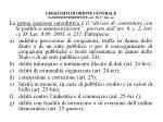 i requisiti di ordine generale sanzioni interdittive art 38 1 lett m1