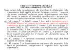 i requisiti di ordine generale violazioni contributive art 38 1 lett i