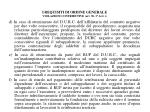 i requisiti di ordine generale violazioni contributive art 38 1 lett i4