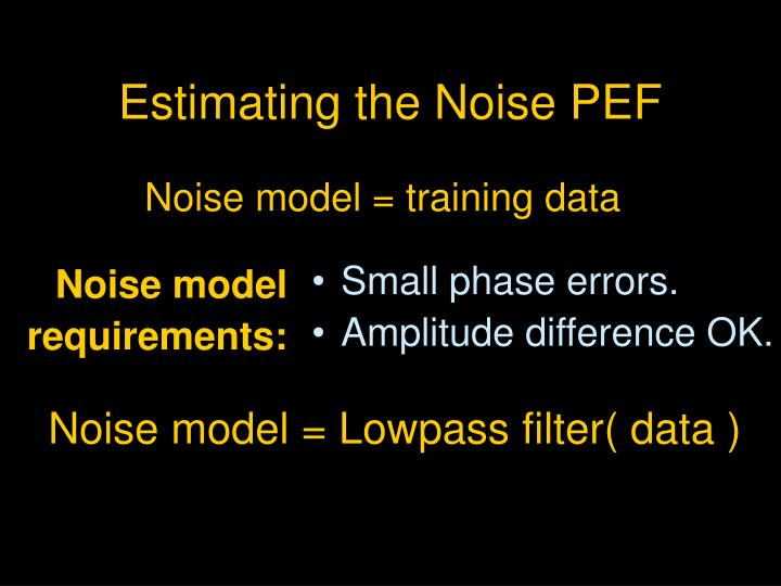 Small phase errors.