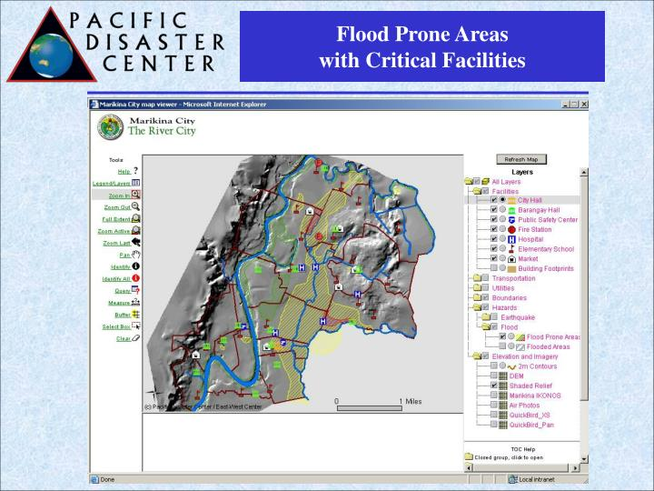 Flood Prone Areas