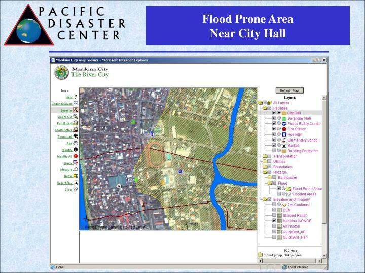 Flood Prone Area