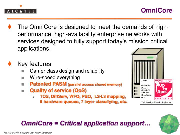 OmniCore