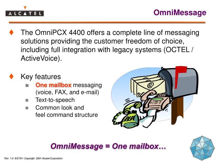 OmniMessage
