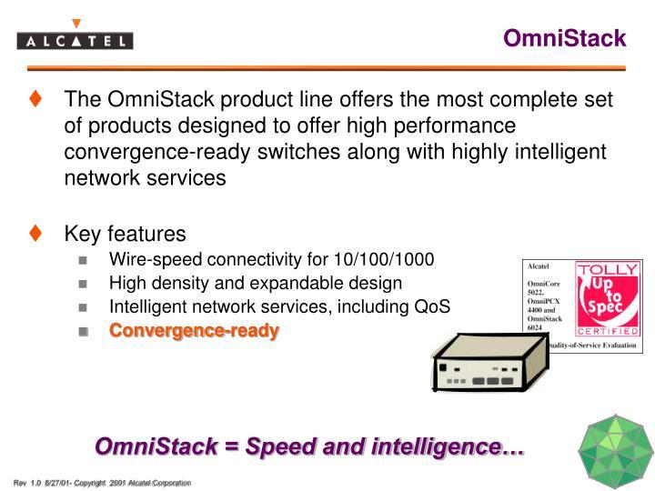 OmniStack
