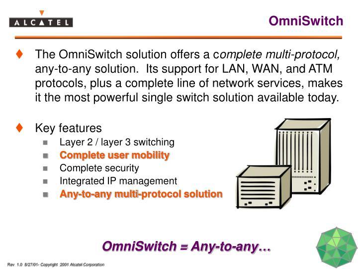 OmniSwitch