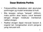 dasar biokimia porfiria1