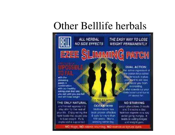 Other Belllife herbals