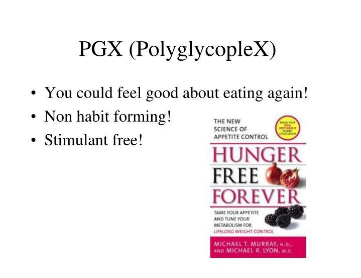 PGX (PolyglycopleX)