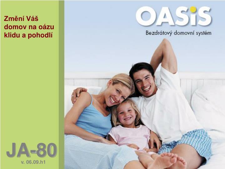 Změní Váš domov na oázu klidu a pohodlí