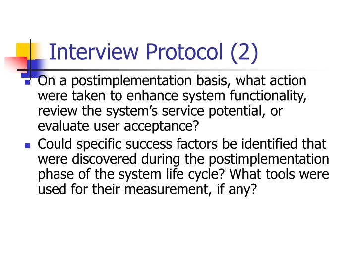 Interview Protocol (2)