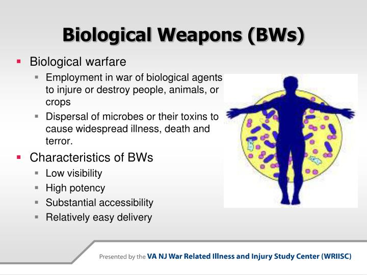Biological Weapons (BWs)