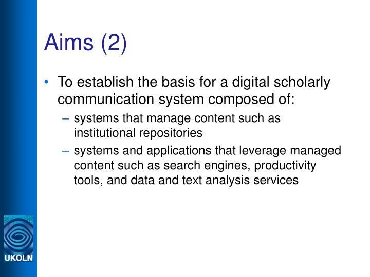 Aims (2)