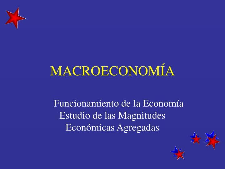 Macroeconom a