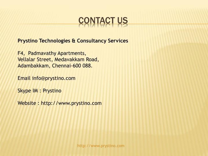 http://www.prystino.com