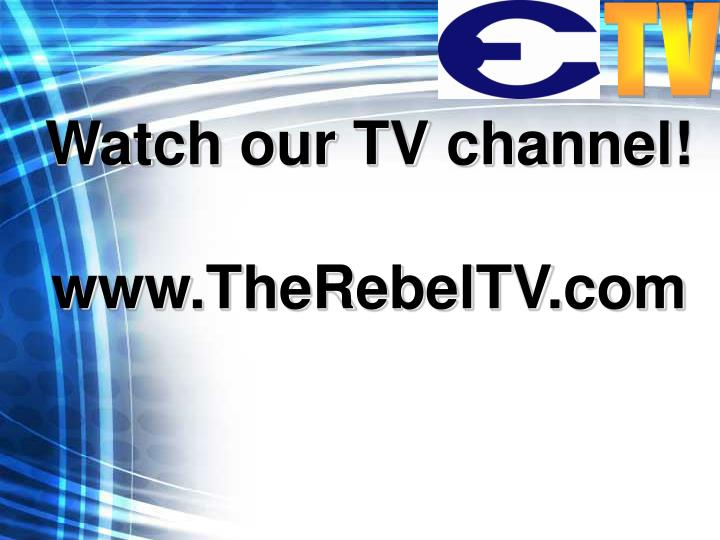Watch our TV channel!
