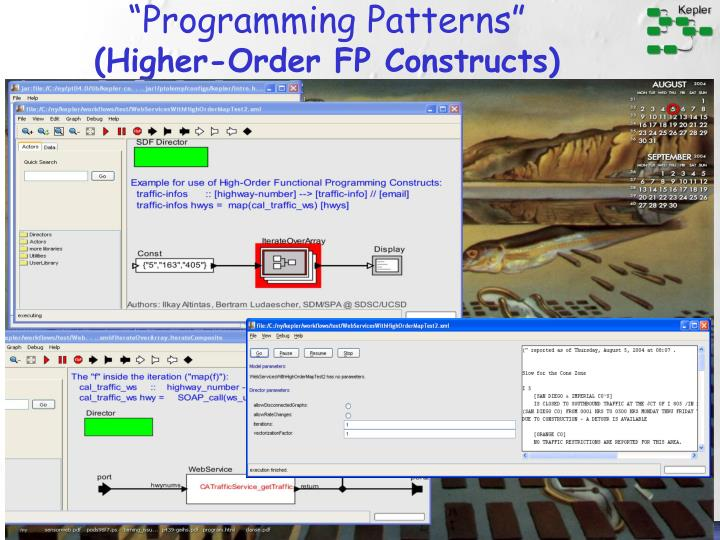 """Programming Patterns"""