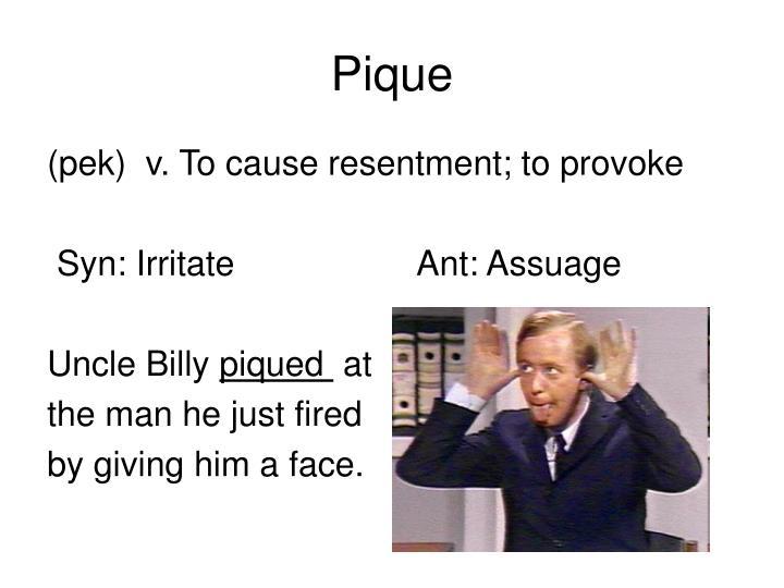 Pique1