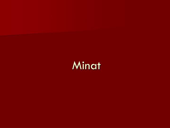 Minat