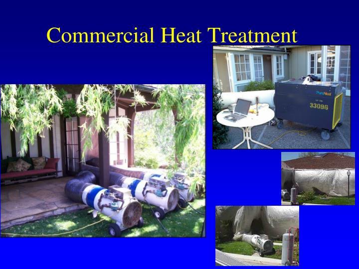 Commercial Heat Treatment