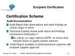 certification scheme1