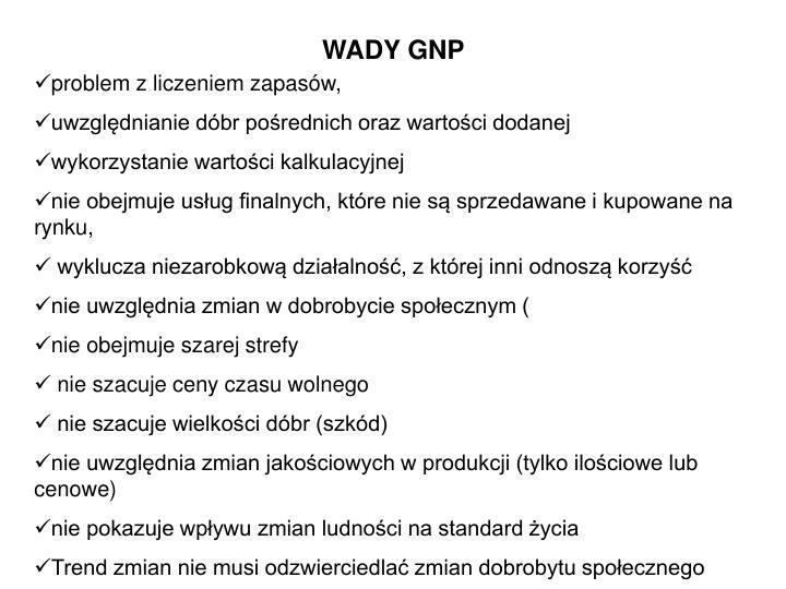 WADY GNP