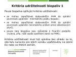 krit ria udr itelnosti biopaliv 1