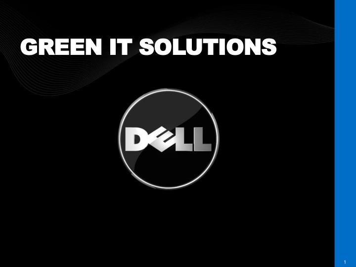 green it solutions n.