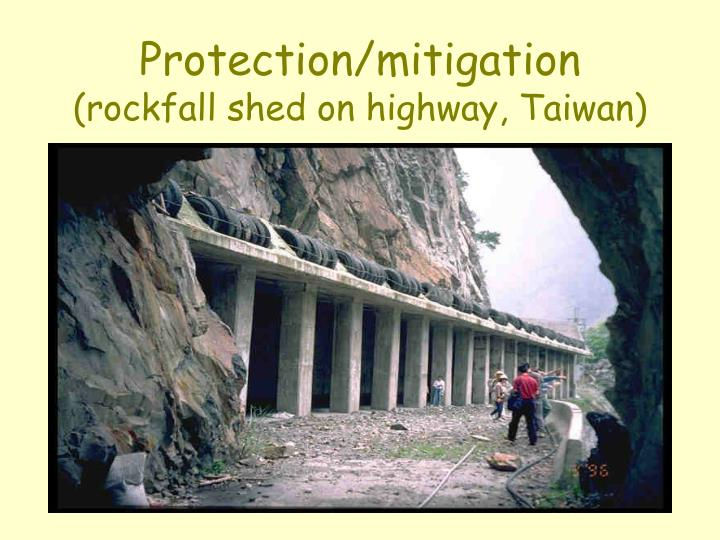 Protection/mitigation