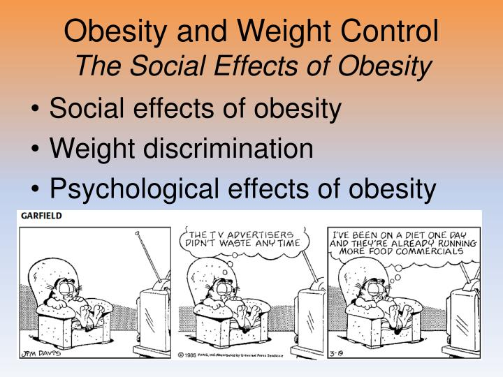 Obesity and Weight Control