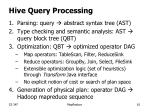 hive query processing