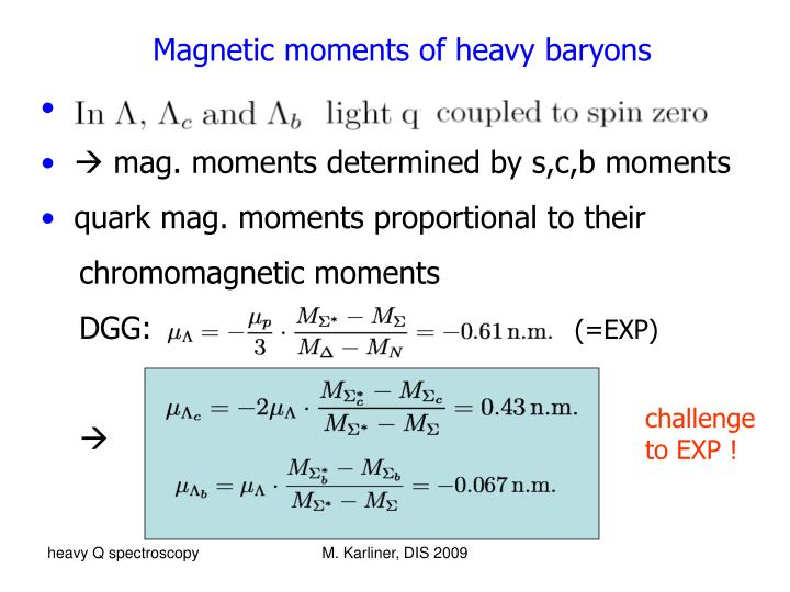 Magnetic moments of heavy baryons