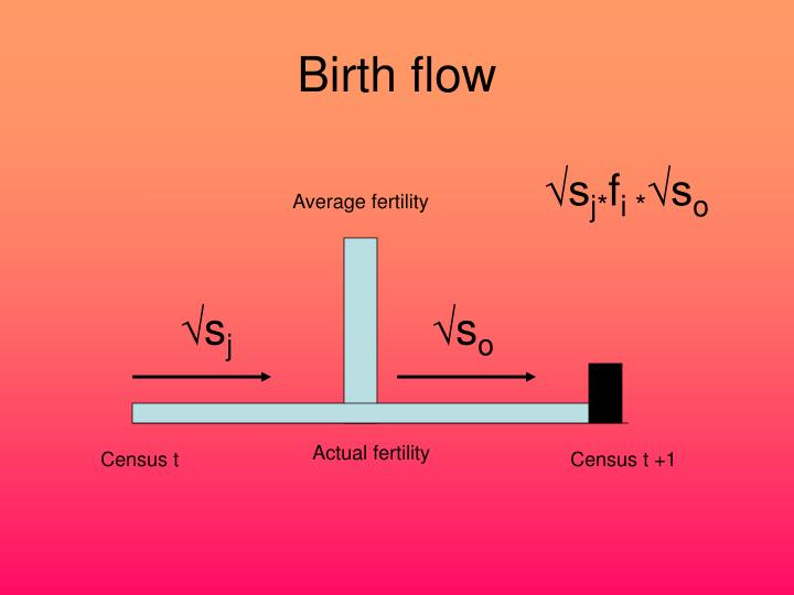 Birth flow