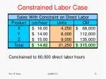 constrained labor case2