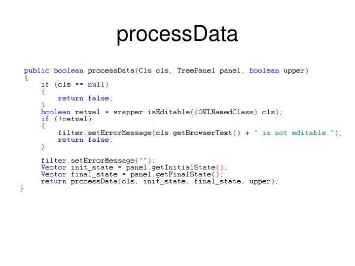 processData