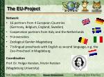 the eu project1