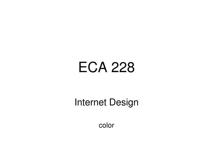 eca 228 n.