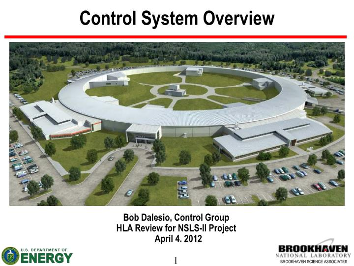 control system overview n.