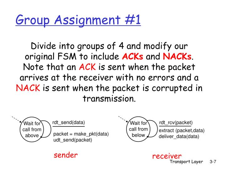 Group Assignment #1