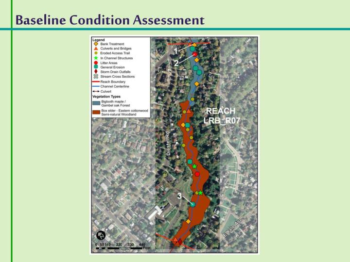 Baseline Condition Assessment